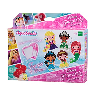 Aquabeads Disney Princess Character Set: Toys & Games