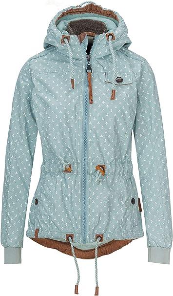 Naketano Female Jacket Pfiffig, Gewitzt & Fesch Anchor XII, S