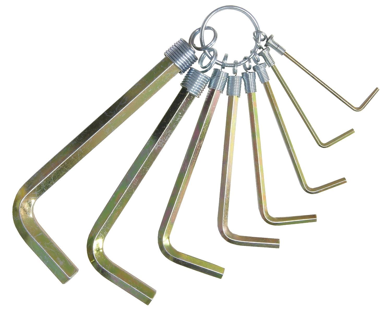 CON:P Stiftschlü sselsatz 2-10 mm, CPT560210 Conmetall