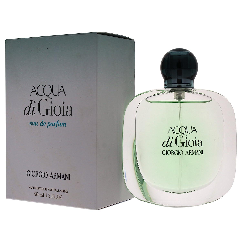 Amazoncom Giorgio Armani Acqua Di Gioia Eau De Parfum Spray For