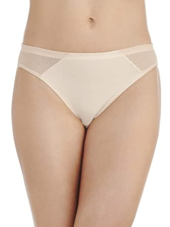 82501a2b4a2b Vanity Fair Women's Cooling Touch Bikini Panty 18215 at Amazon Women's  Clothing store: