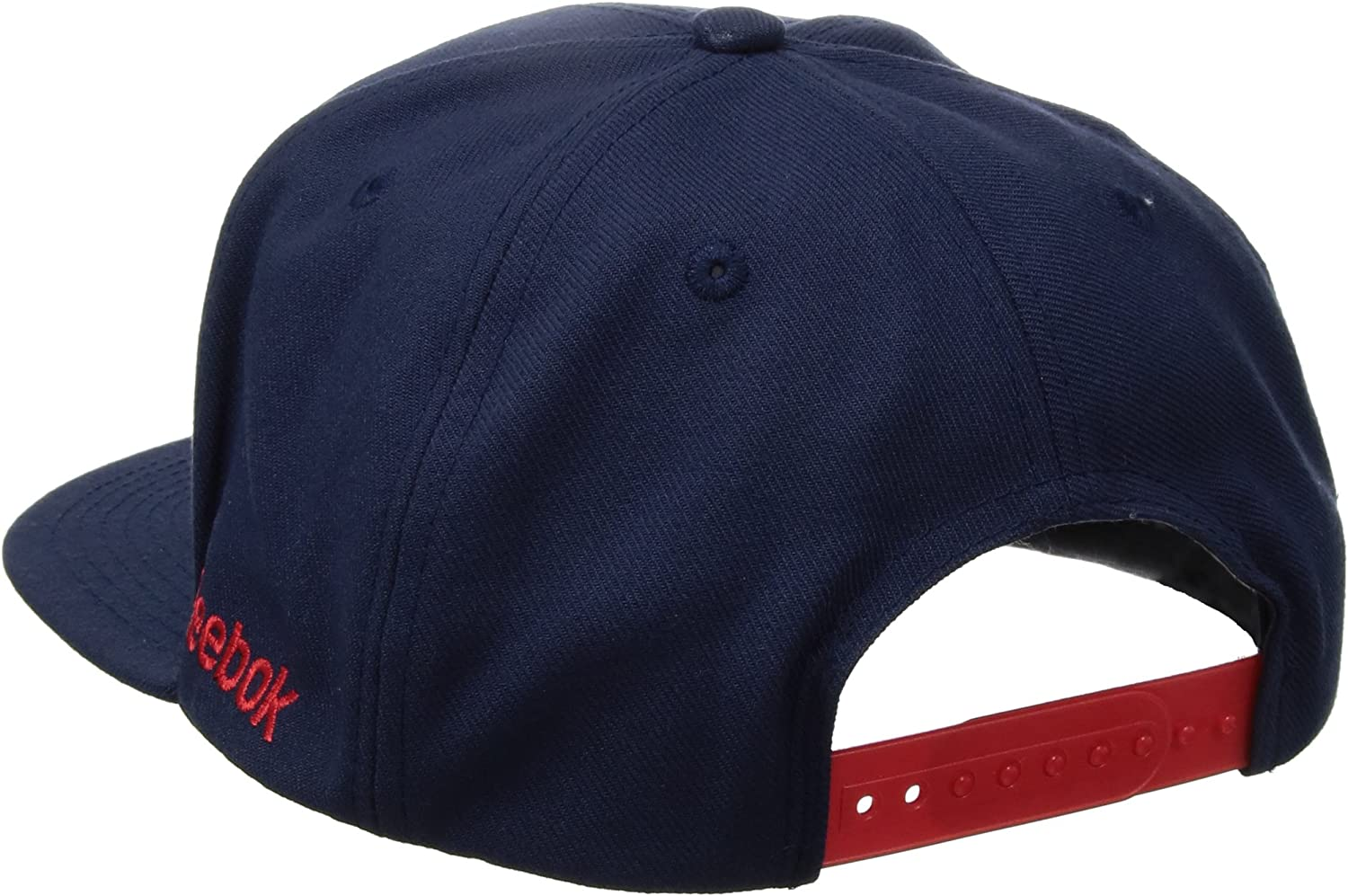 Navy One Size NHL Montreal Canadiens Mens SP17 Tail Sweep Flat Brim Snapback Hat