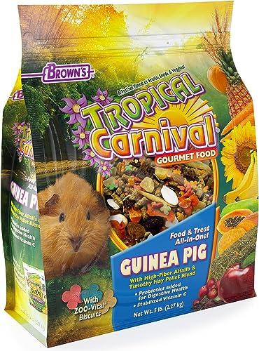 Tropical Carnival Gourmet Guinea Pig Food