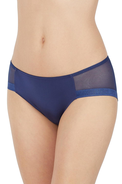 7d6058caba1 Le Mystere Women s Infinite Edge Bikini Panty at Amazon Women s Clothing  store