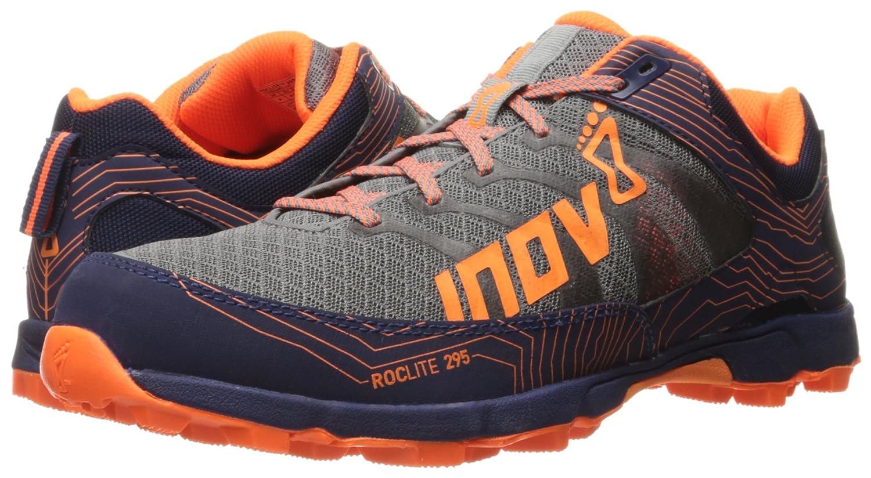 Trail Runner, Grey/Orange