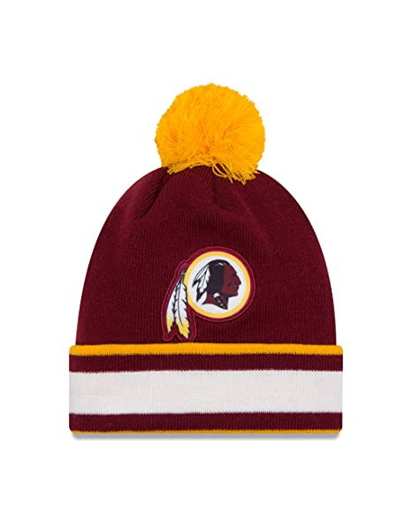 Image Unavailable. Image not available for. Color  NFL Washington Redskins  Team Relation Knit Beanie ... 010283491