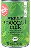 Natural Value Organic Coconut Milk, 13.5 Ounce Cans (Pack of 12)