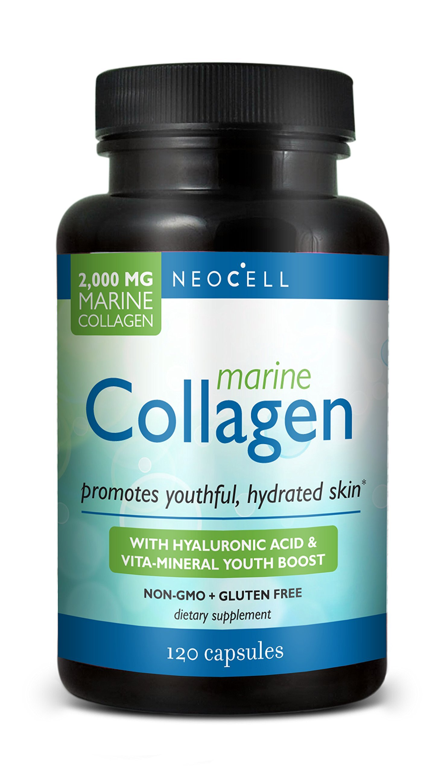 Amazon.com: Neocell Super Collagen+C Type 1 And 3 Tablet