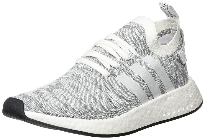Sun Diego Eloah Outfit: Adidas NMD Schuhe, Pullover, Bandana