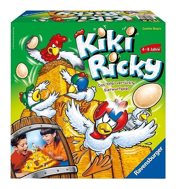 Kiki Ricky Spielanleitung