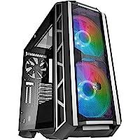 Gabinete Cooler Master MasterCase H500P Mesh ARGB, E-ATX, Lateral em Vidro Temperado, Painel Frontal em Tela, Duas…