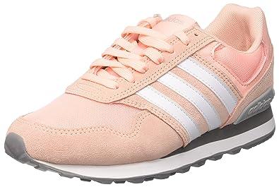 Adidas Damen 10k W Fitnessschuhe  Amazon   Schuhe & Handtaschen Schön
