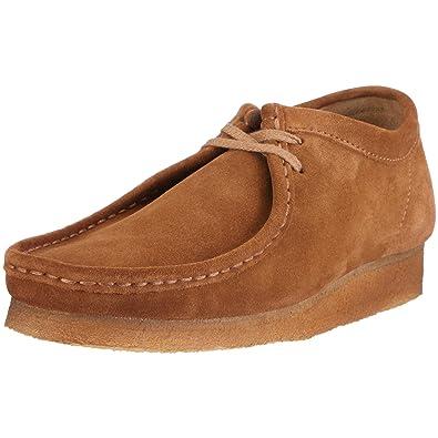 30cc4dc5555d23 Clarks Originals Wallabee, Chaussures de ville homme, Marron (Cola Suede),  47