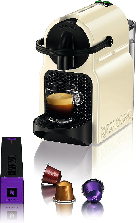 1100 W Orange DeLonghi Nespresso Inissia EN 80.O summersun Kaffeemaschine
