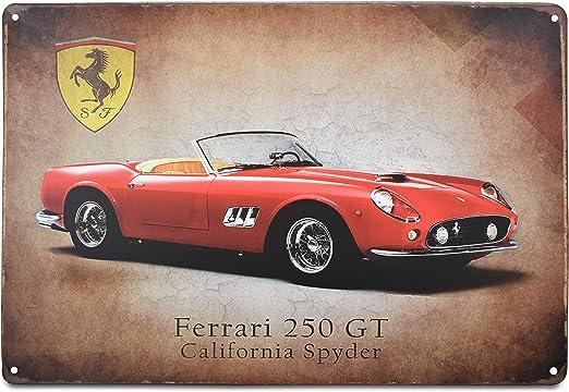 K\u0026H Ferris Bueller Ferrari 250GT Retro