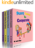 Childrens Picture Book Set: Penny Adventure  Book 1-4: bedtime stories for kids ages 2-6