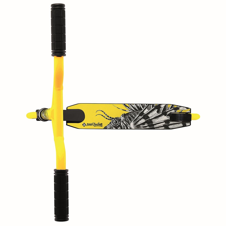 Street Surfing Torpedo Patinete Infantil, Poison Fish