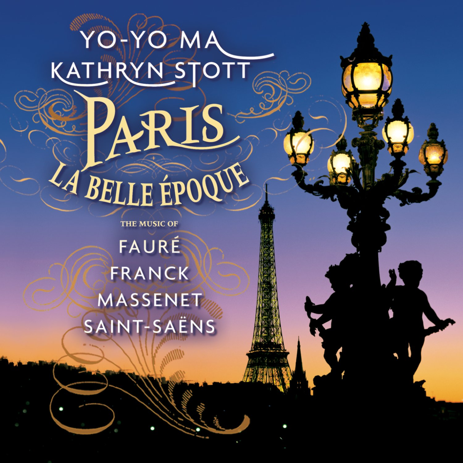 Amazon.com: Paris La Belle Époque: Music