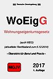 Wohneigentumsgesetz: WEG 2017