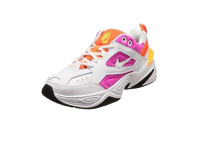NIKE W M2k Tekno, Zapatillas de Atletismo para Mujer: Amazon.es ...
