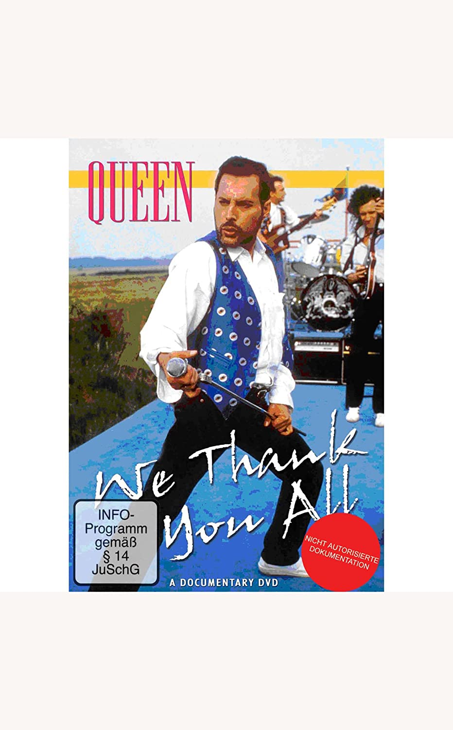Amazon Com Queen We Thank You All Queen Movies Tv