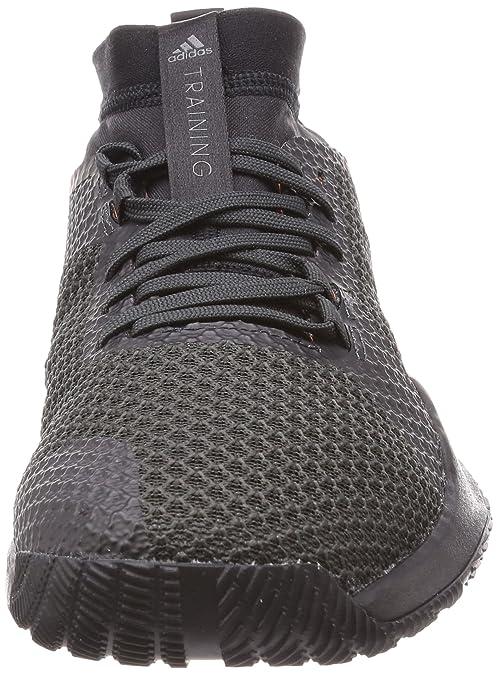 Amazon.com | adidas Mens Crazytrain PRO 3.0 M, Black/White, 10.5 M US | Shoes