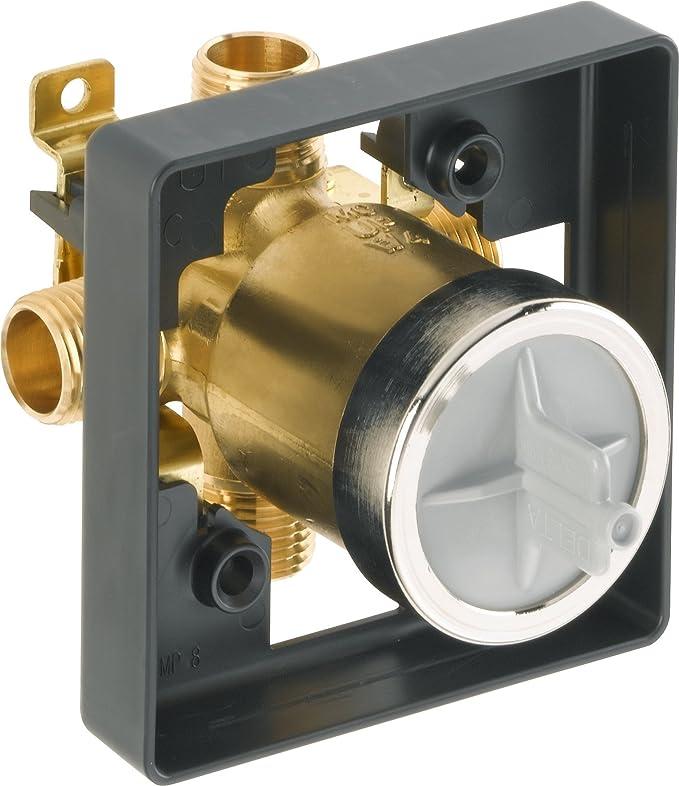 Best Shower Valves: Delta Faucet r10000-Unbx