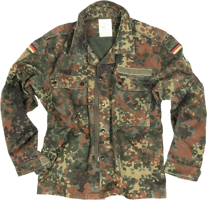 Vintage Originales Diseño Militar de Pareja de alemán Camuflaje de ...
