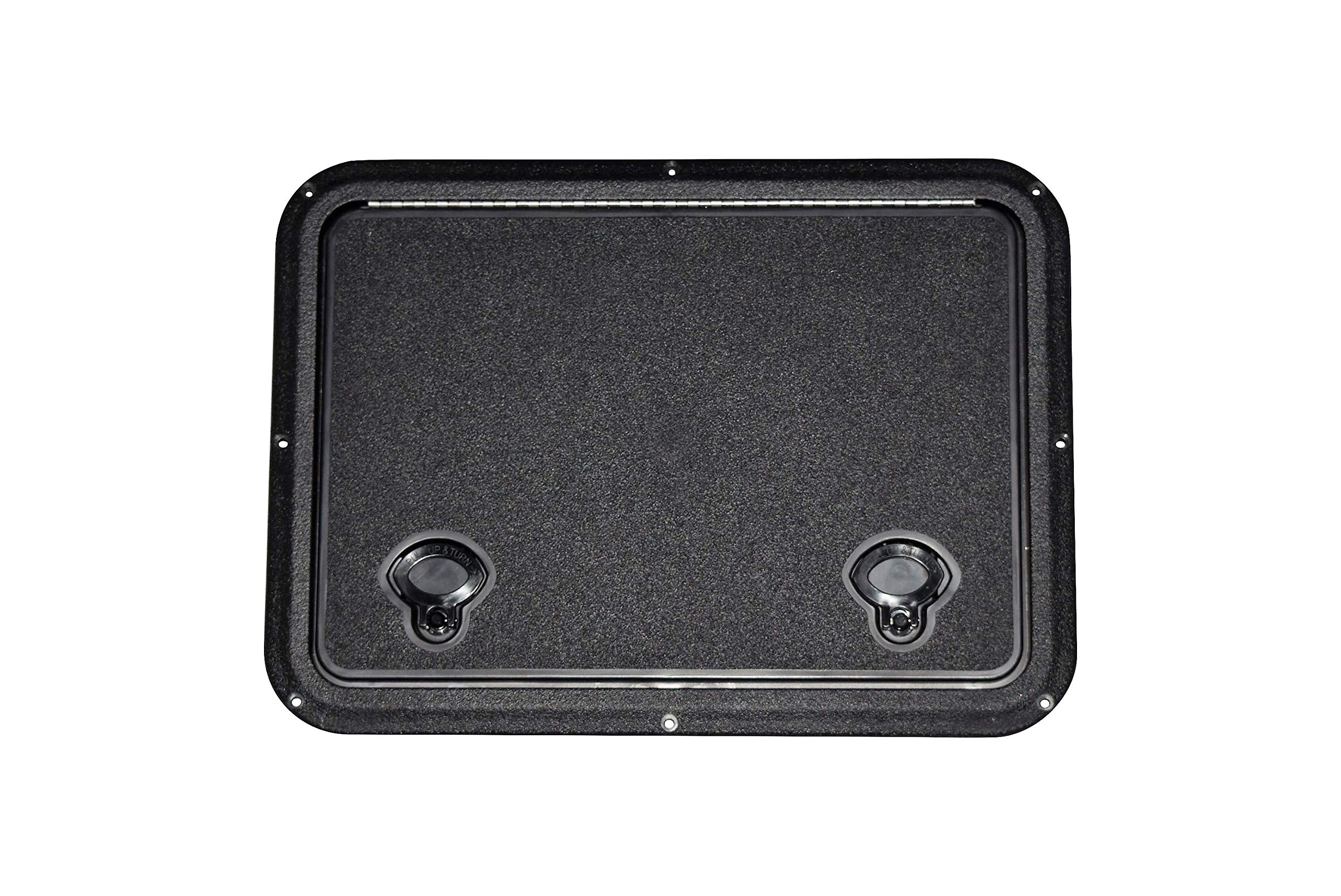 DPI Marine DPF1317BLK DPF Flush Series Door by DPI Marine