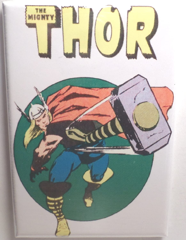 Thorヴィンテージカードアートマグネット2