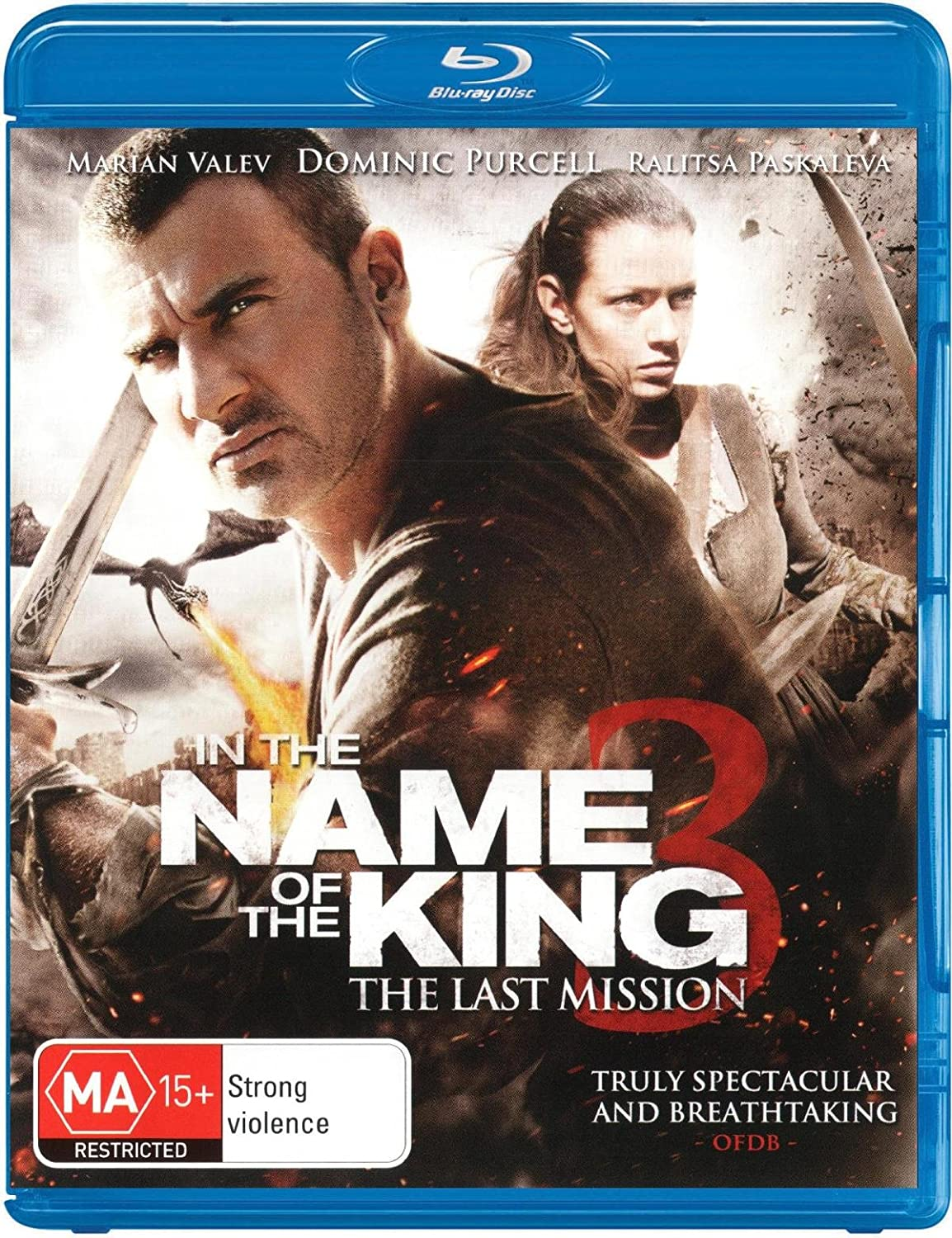 In The Name Of The King 3 The Last Mission Amazon Co Uk Dvd Blu Ray