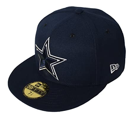 01924acfc15 ... reduced new era dallas cowboys omaha ii 59fifty fitted hat navy 7 1 4  3f654 1583d