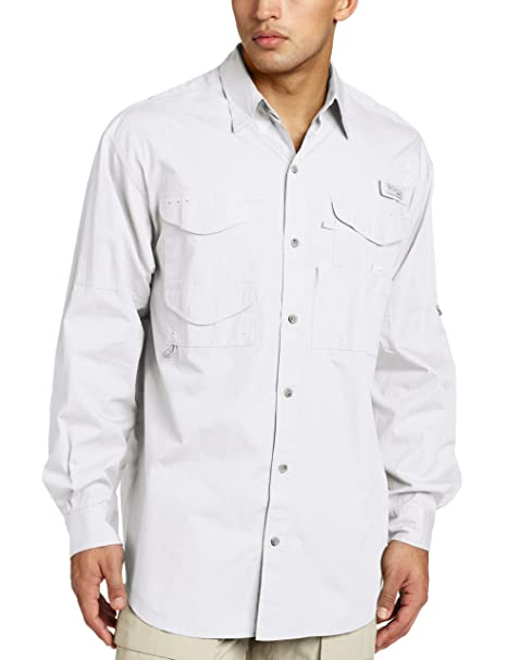 19bc5b9371d939 Image Unavailable. Image not available for. Color: Columbia Men's Bonehead  Long Sleeve Shirt ...