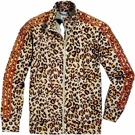 adidas jacke leopardenmuster