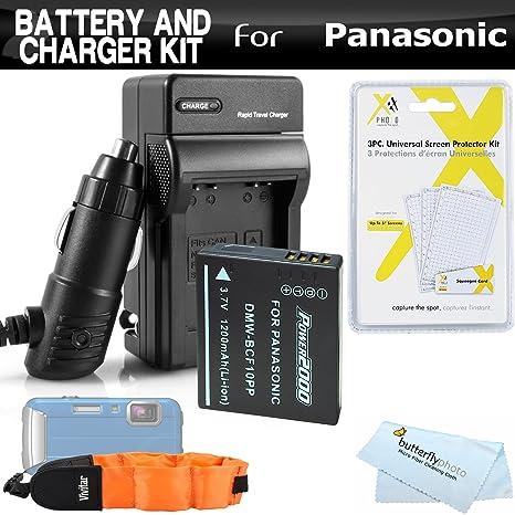 Kit de Batería y Cargador para Cámara Digital Panasonic ...
