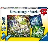 Ravensburger Kinderpuzzle 09291 - SCHOENE EINHOERNER - 3