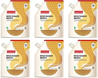 product image for Nona Lim Miso Ramen Broth - Vegan, Gluten Free, Dairy Free (20 oz., 6 Count) - Packaging May Vary