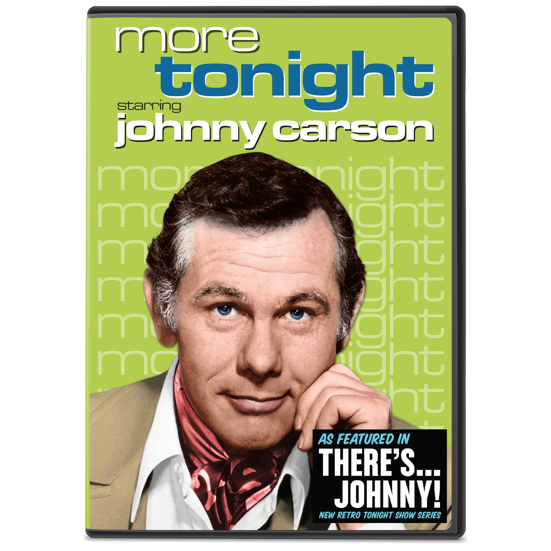 """More Tonight starring Johnny Carson - As Featured in """"There's... Johnny!"""""""