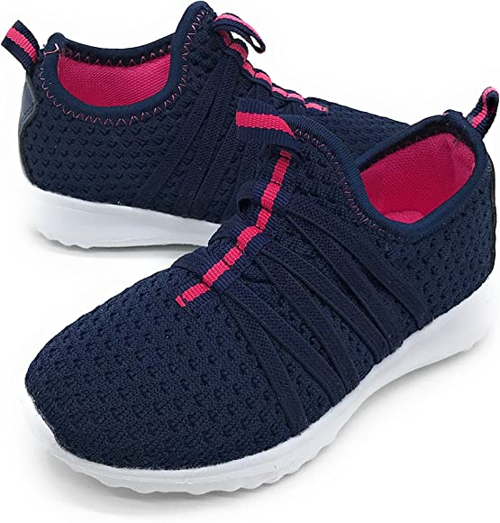 587452e128181 Blue Berry EASY21 Lightweight Toddle's Sneakers Kid's Cute Casual Sport  Shoes,Navy01,2