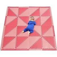 qqpp Alfombra Puzzle para Niños Bebe Infantil