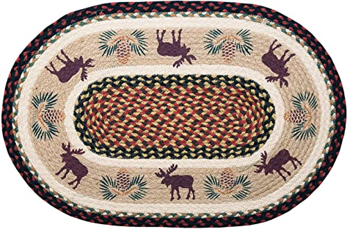 Earth Rugs Rug, Red