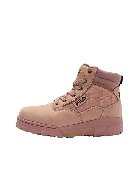 Fila Grunge Mid W Botas: Amazon.es: Zapatos y complementos