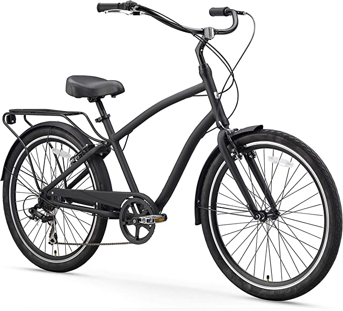 Best bike for college student: sixthreezero EVRYjourney Cruiser Bicycle