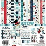 Carta Bella Paper Company CBSF59016 Snow Fun Collection Kit