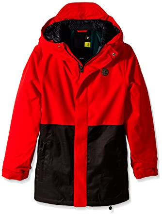 bc36585b50f0 Amazon.com  Volcom Boys  Woodland Insulated Jacket  Clothing