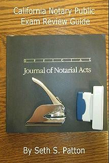 sample california notary exams