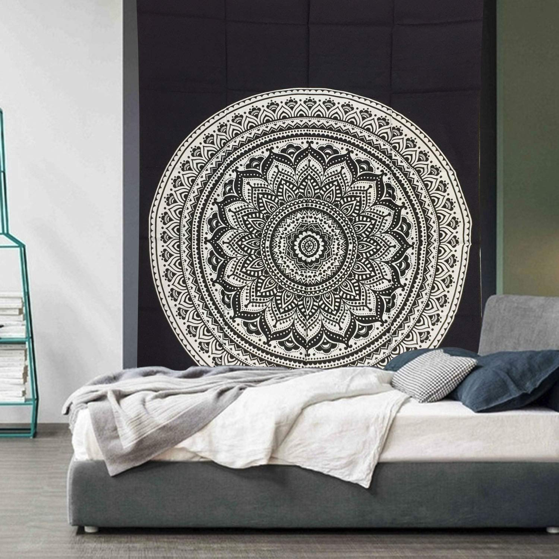 Raj Fashions Bed Sheets Amazonin Home Kitchen