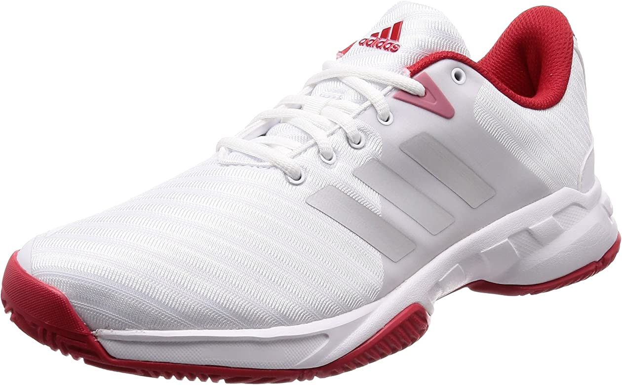 adidas Barricade Court 3, Zapatillas de Tenis para Hombre, Blanco ...