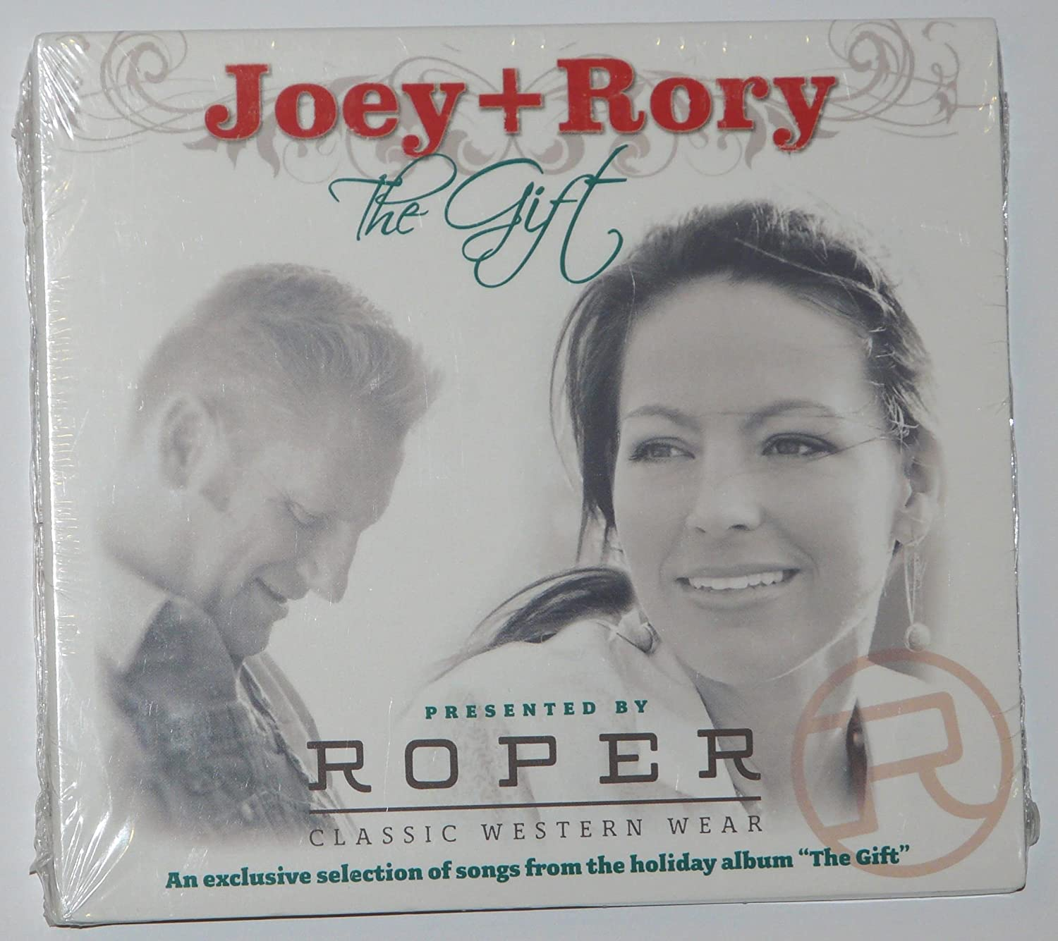 Rory Lee Feek, Joey Martin Feek - Joey + Rory - The Gift - Holiday ...