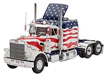 Revell - Maqueta Marmon Conventional Stars and Stripes, Escala 1:25 (07429)